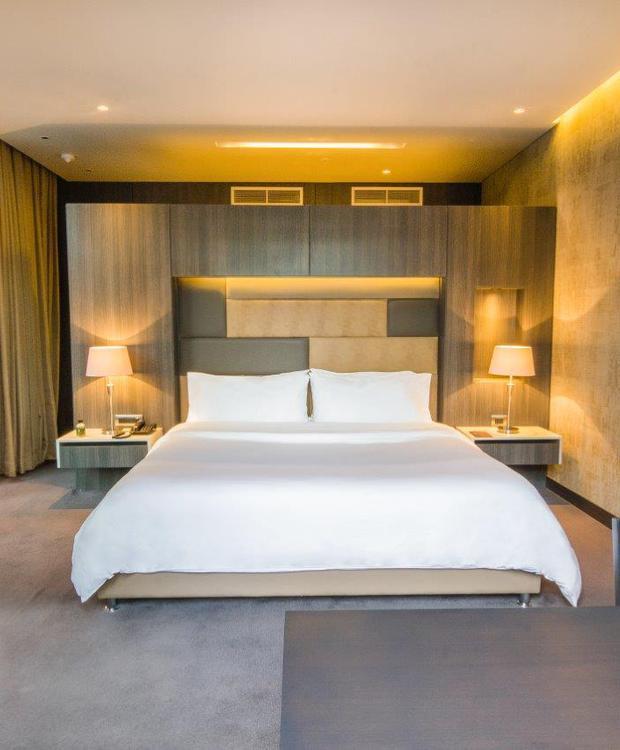 Habitación Deluxe Bioxury Hotel Bogotá