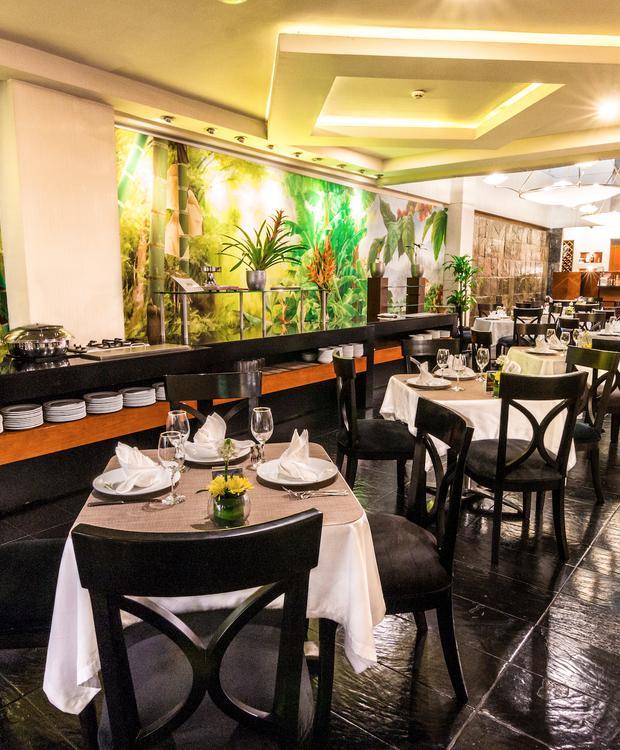 Restaurante Hotel GHL Abadía Plaza Pereira