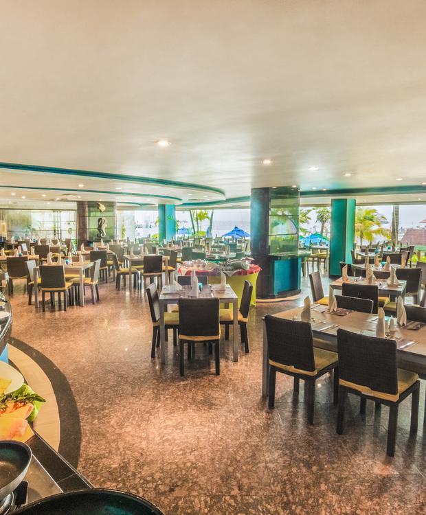 Restaurante GHL Relax Hotel Sunrise San Andrés