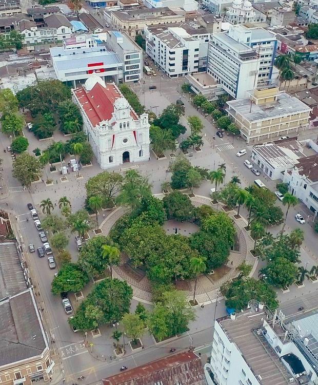 Catedral San Jeronimo - Parque Simon Bolivar GHL Hotel Montería Montería
