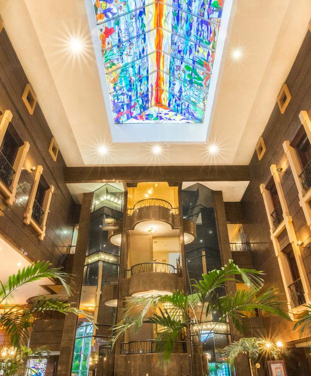 Lobby GHL Relax Hotel Sunrise San Andrés