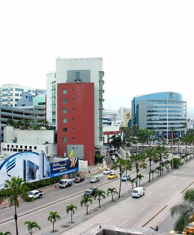Vista de la ciudad Sonesta Hotel Guayaquil Guayaquil