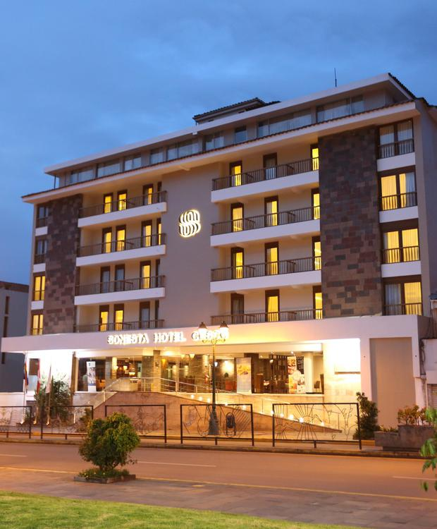 Fachada Sonesta Hotel Cusco Cusco