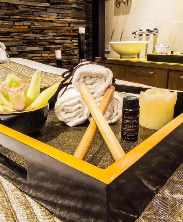 Bastión Luxury Spa en Bastión Luxury Hotel Bastión Luxury Hotel Cartagena de Indias