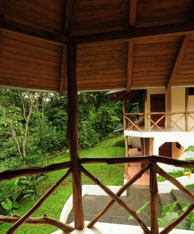 Balcón habitaciones