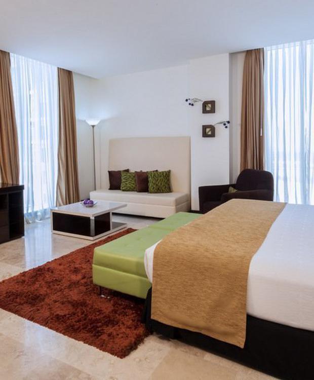 Habitación Sonesta Hotel Barranquilla Barranquilla