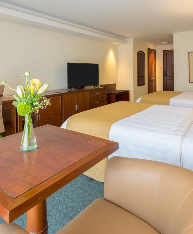 Habitación Superior GHL Hotel Capital GHL Hotel Capital Bogotá