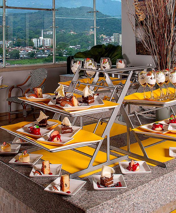 Buffet Villavicencio GHL Hotel Grand Villavicencio Villavicencio