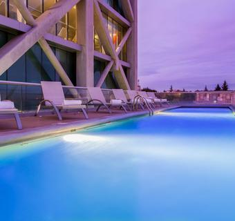 Piscina Hotel Four Points By Sheraton Los Ángeles Los Ángeles