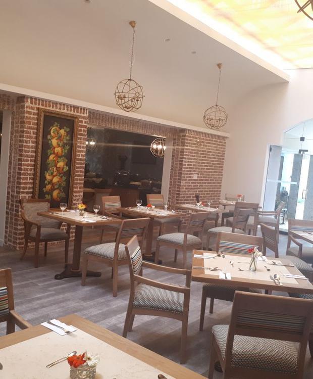 Restaurante Cook´s GHL Hotel Hamilton Hotel GHL Collection Hamilton Bogotá