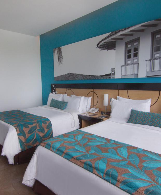 Habitación Standard Twin Sonesta Hotel Pereira Pereira