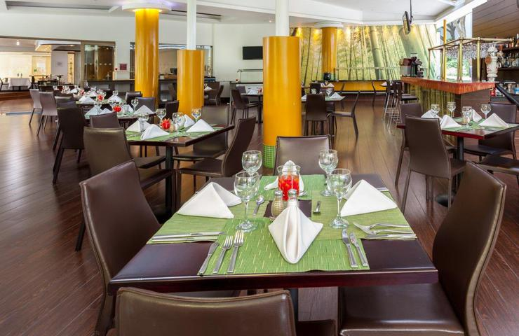 Restaurante cook´s hotel four points by sheraton medellín
