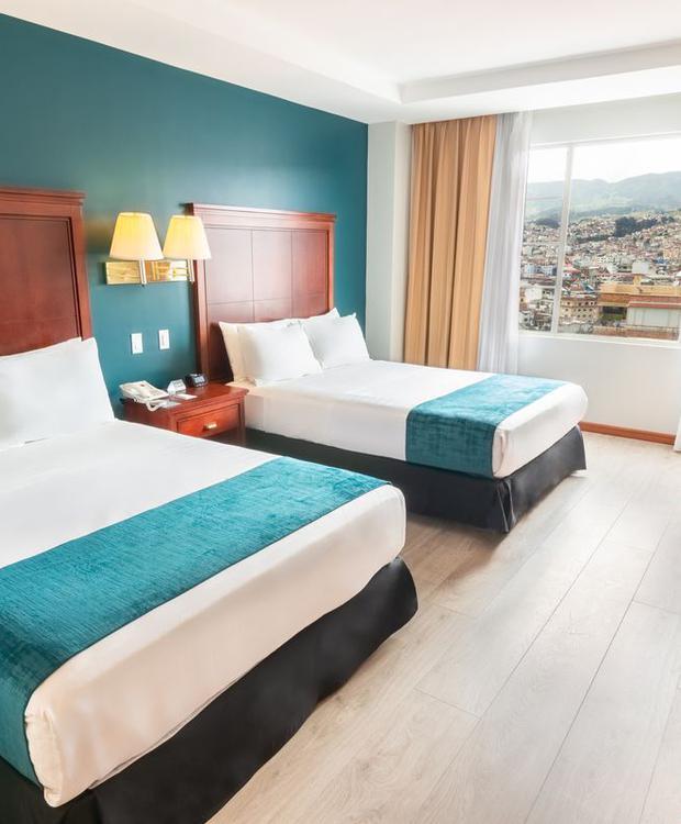 Habitación Sonesta Hotel Loja Loja