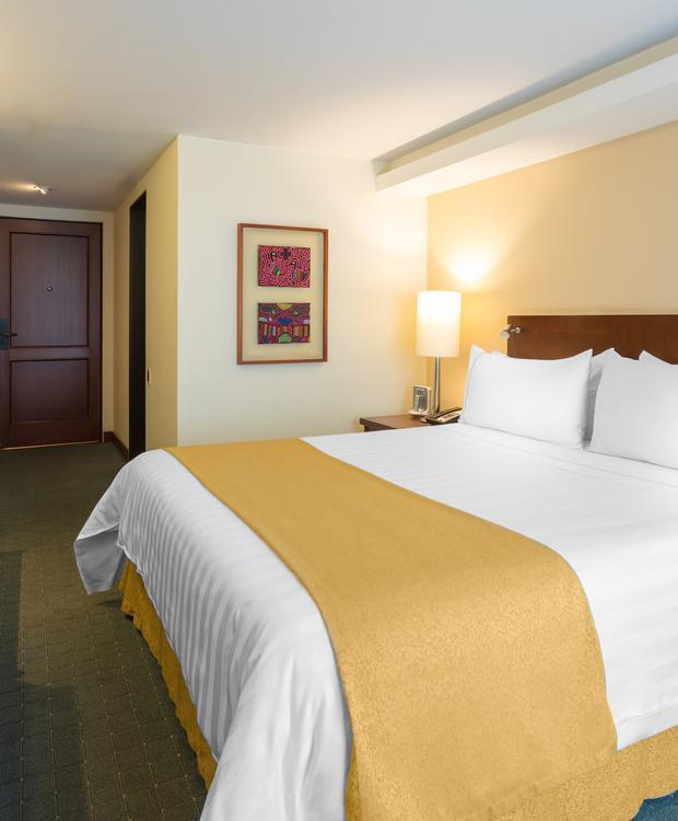Habitación Standard GHL Hotel Capital GHL Hotel Capital Bogotá