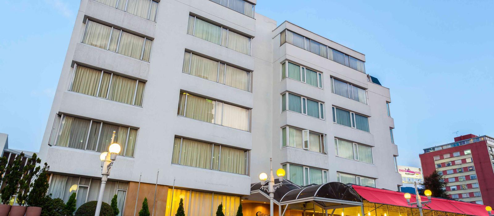 Ghl style hotel belvedere bogot for Hotel design 100 bogota