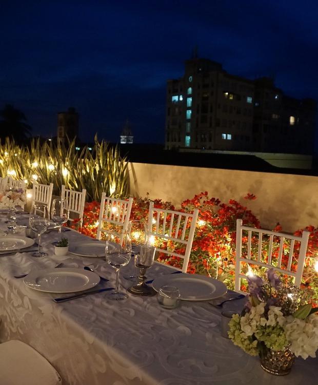Eventos en Bastión Luxury Hotel Bastión Luxury Hotel Cartagena de Indias