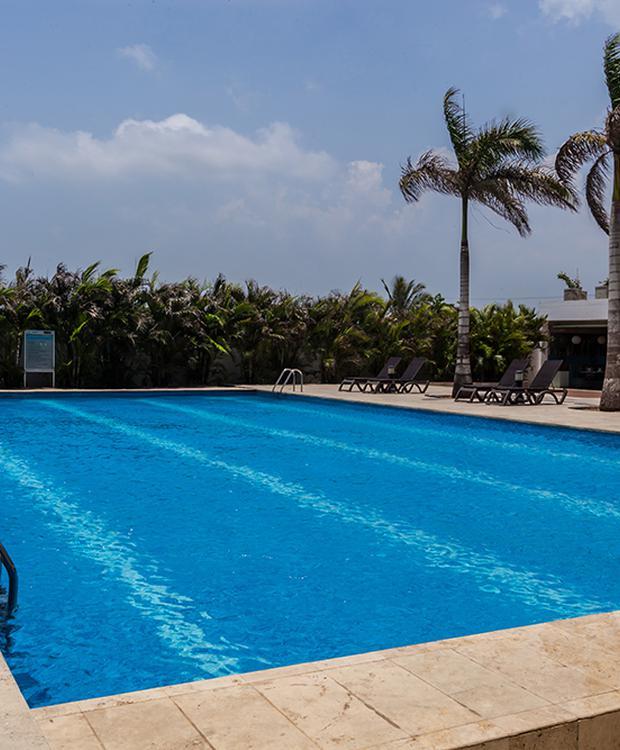 Piscina Sonesta Hotel Cartagena Cartagena de Indias