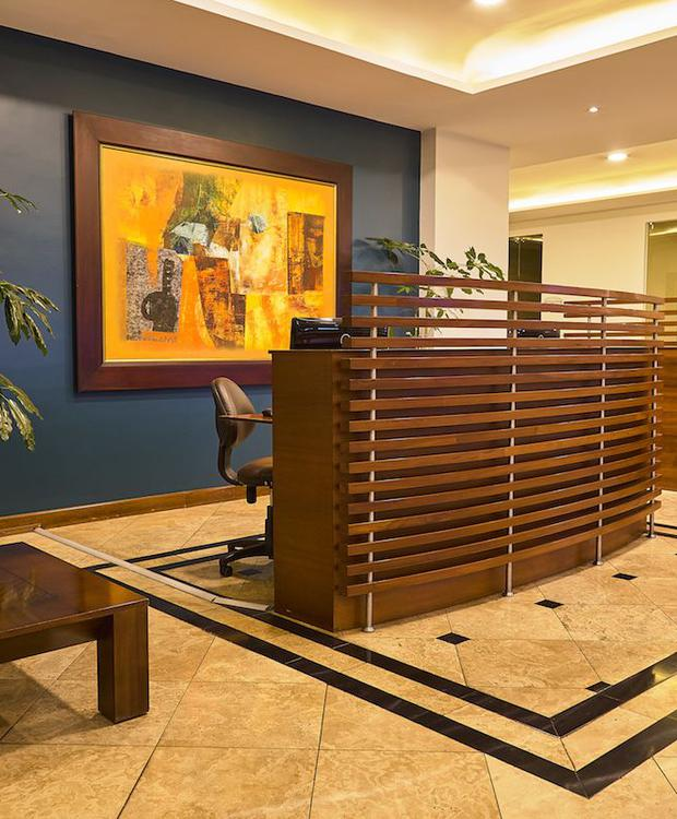Business corner Sonesta Hotel Loja Loja