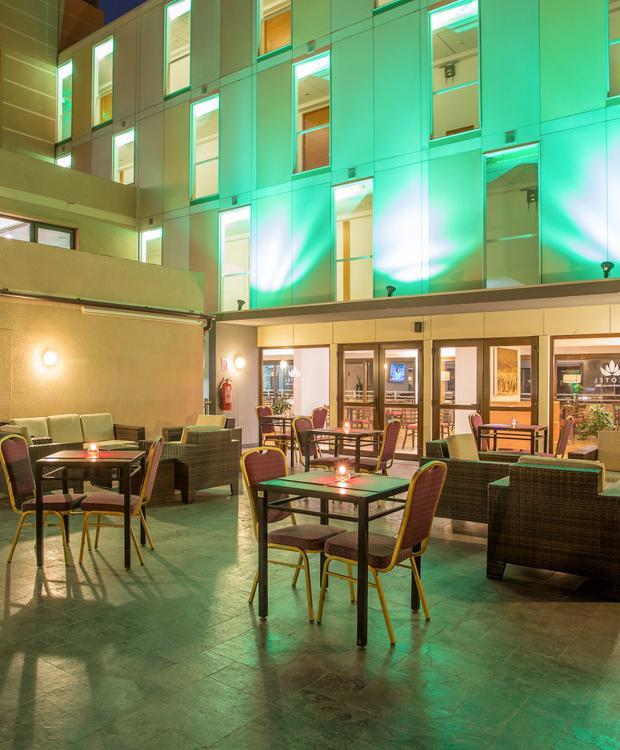 Sala de estar Hotel Geotel Antofagasta Antofagasta