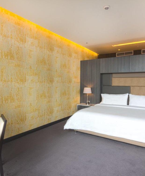 Habitación Master King Bioxury Hotel Bogotá