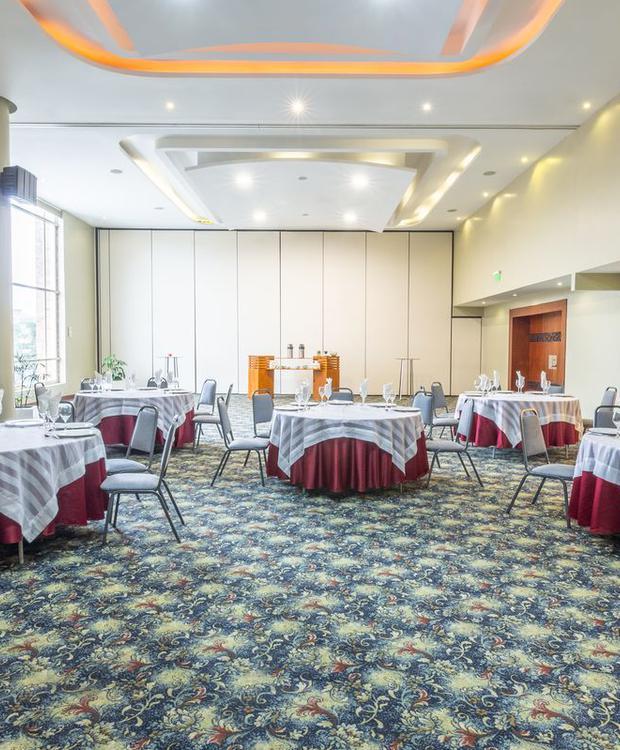 Sala de reuniones Sonesta Hotel Loja Loja