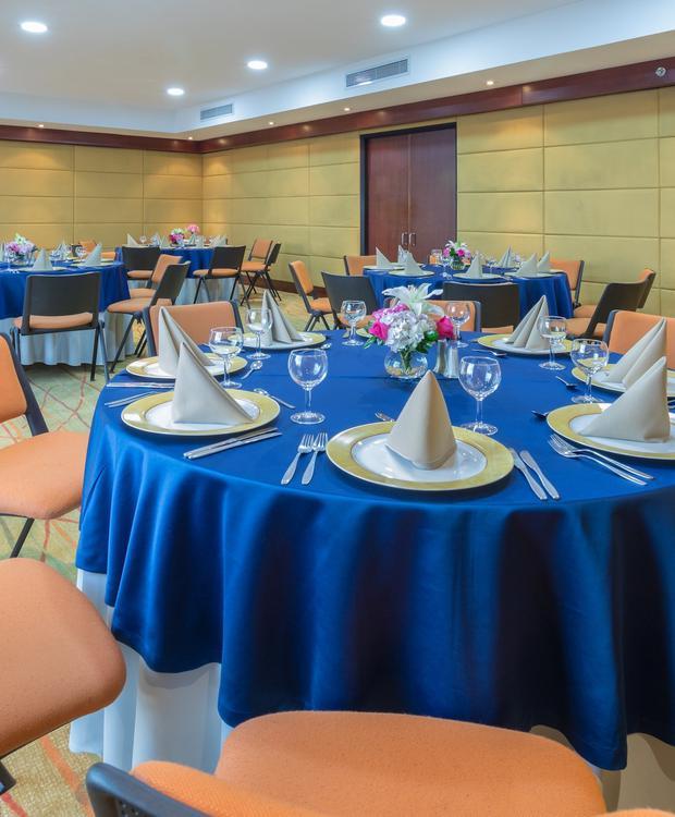 Salón Aguas GHL Hotel Capital GHL Hotel Capital Bogotá