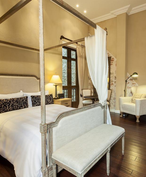 Habitación Bastión del Bastión Luxury Hotel Bastión Luxury Hotel Cartagena de Indias
