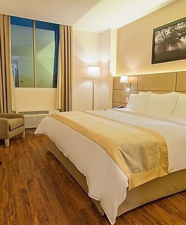 Habitación estándar king Hotel Radisson Guayaquil Guayaquil