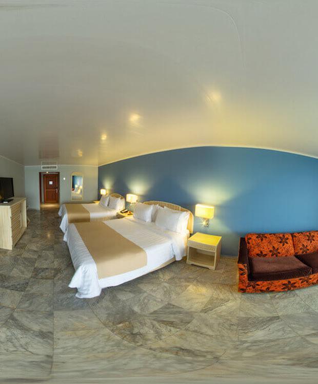 Habitación GHL Relax Hotel Sunrise San Andrés
