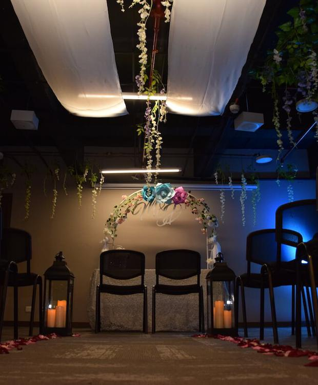 Sala de reuniones GHL Style Hotel Bogotá Occidente Bogotá