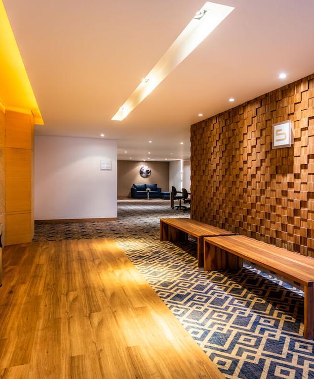 Pasillo Sonesta Hotel Bogotá Bogotá