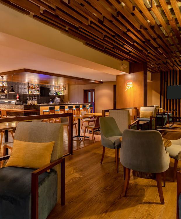 Bar Sonesta Hotel El Olivar Lima