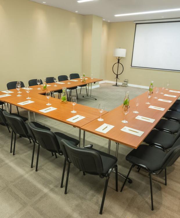 Sala de reuniones Bastión Luxury Hotel Cartagena de Indias