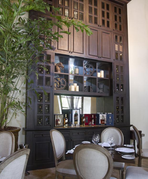 Restaurante El Gobernador en Bastión Luxury Hotel Bastión Luxury Hotel Cartagena de Indias