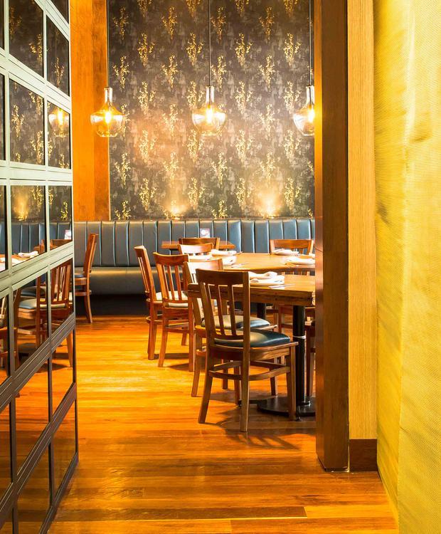 Restaurante Bioxury Hotel Bogotá