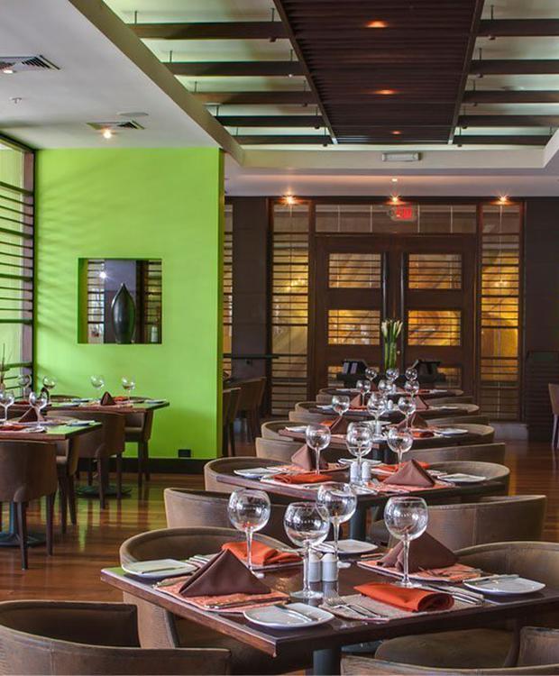 Restaurante Cooks Sheraton Quito Hotel Quito