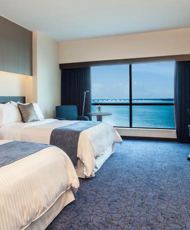 Habitación Deluxe Full Hotel Wyndham Guayaquil Guayaquil