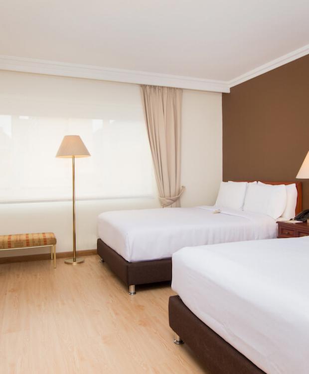 Habitación Hotel Tequendama Bogotá