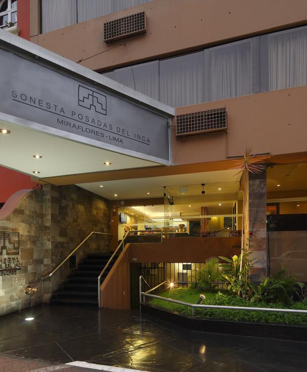None Sonesta Hotel Posadas Del Inca Miraflores Lima