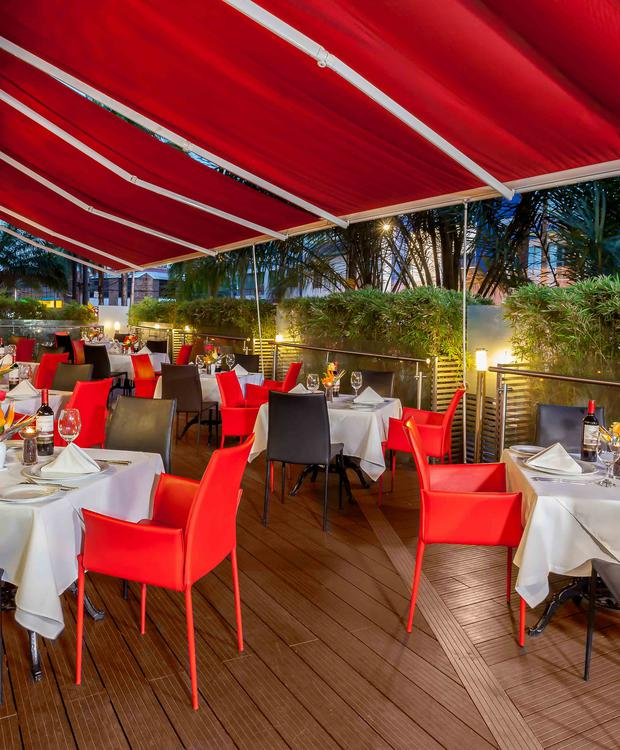 Cooks Four Points by Sheraton Cali