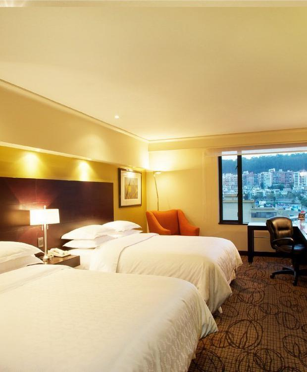 Habitación Twin Sheraton Quito Hotel Quito