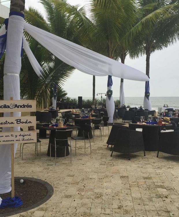 Eventos Makana GHL Relax Hotel Makana Resort Tonsupa
