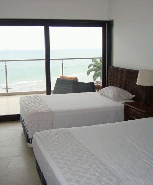 Habitación Superior GHL Relax Hotel Makana Resort Tonsupa