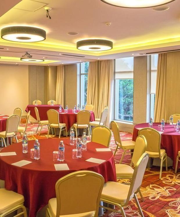 Salón Hotel Radisson Guayaquil Guayaquil