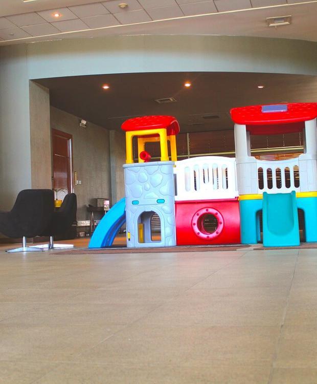 Juegos infantiles Sonesta Hotel Osorno Osorno