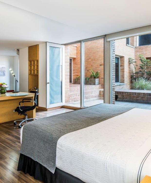 Habitación Sonesta Hotel Bogotá Bogotá