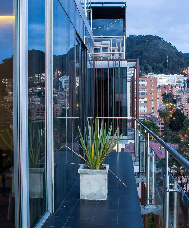 Balcón Bioxury Hotel Bogotá