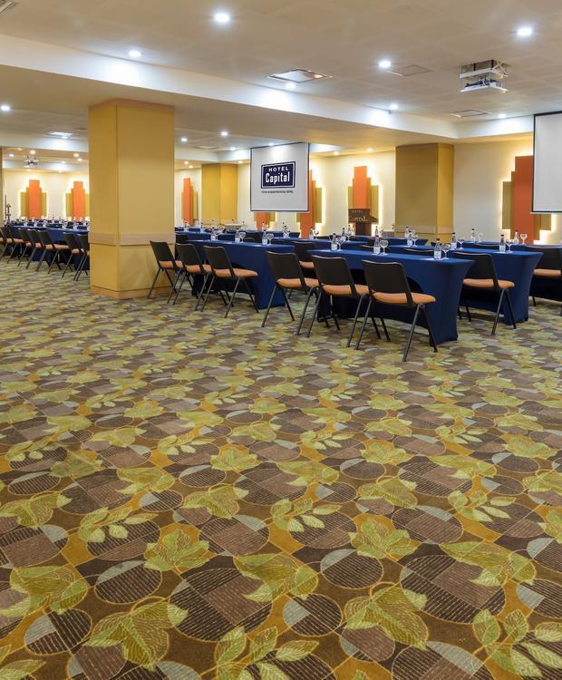 Salón Monserrate GHL Hotel Capital GHL Hotel Capital Bogotá
