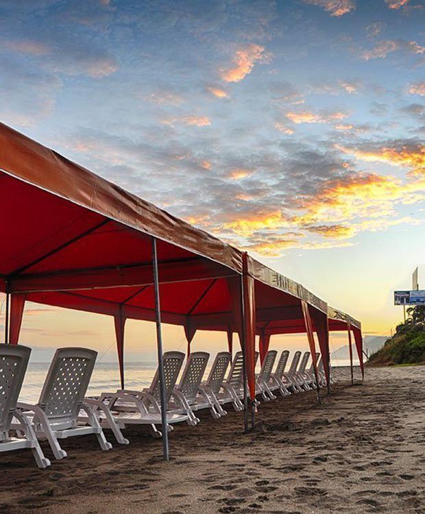Playa Tonsupa Ecuador Makana GHL Relax Hotel Makana Resort Tonsupa