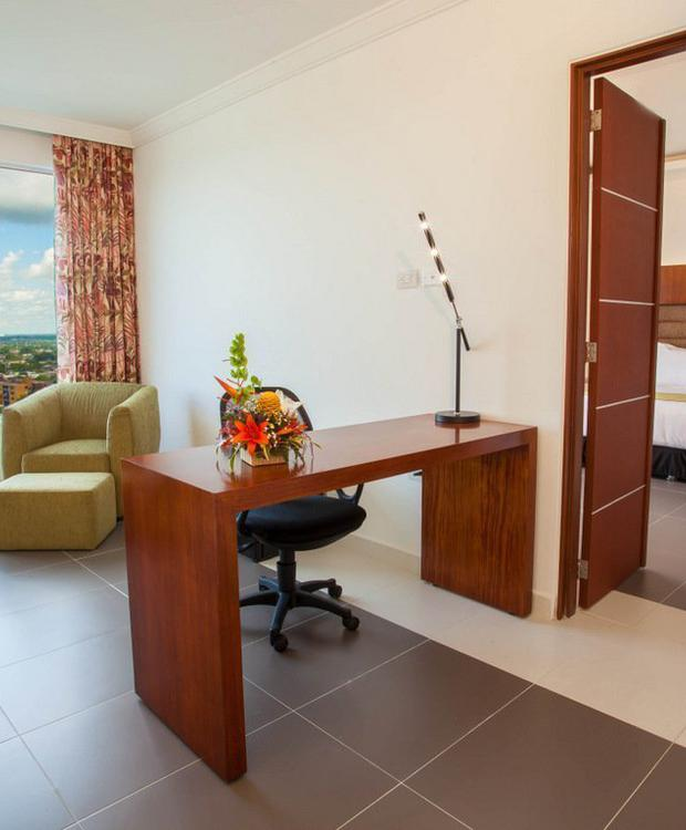 Junior Suite GHL Hotel Grand Villavicencio Villavicencio